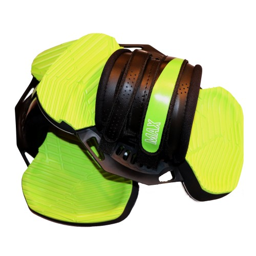 M.A.X Bindings Green