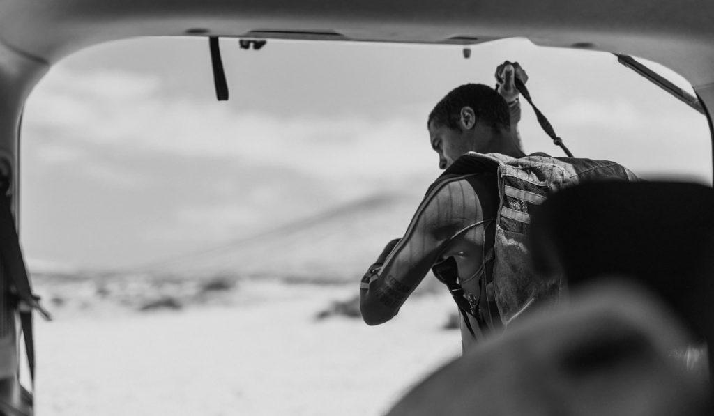 Fluid kiteboarding about gilion goveia kitesurfing brandus