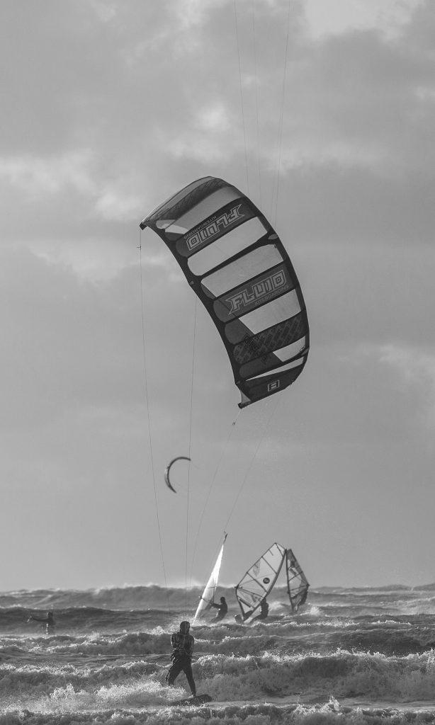 Fluid kiteboarding team rider ambassador program. join now